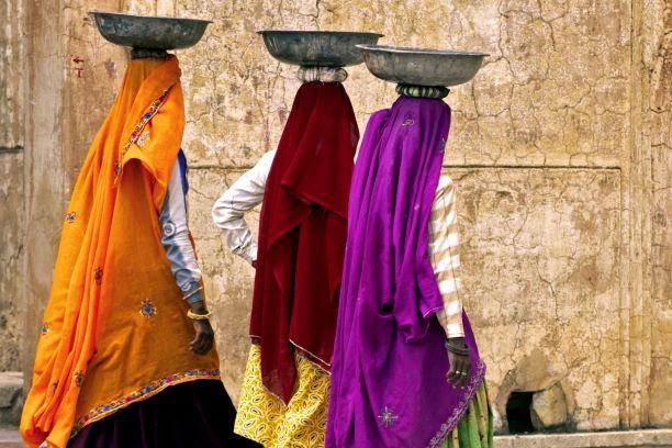 El corazón de un gran país. India del Sur. NUBA everywhere. Mujeres indias