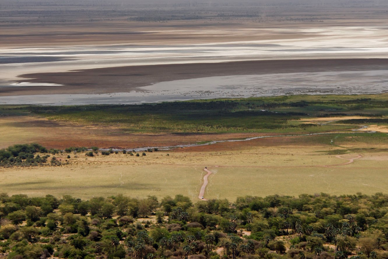 El corazón de África. Tanzania. NUBA everywhere. Lago Manyara