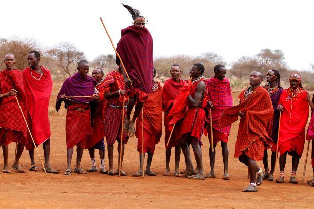 El corazón de África. Tanzania. NUBA everywhere. Masais