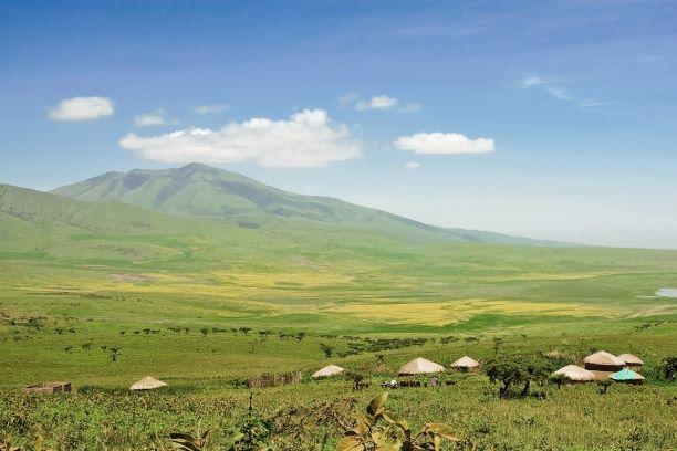 El corazón de África. Tanzania. NUBA everywhere. Paisaje africano