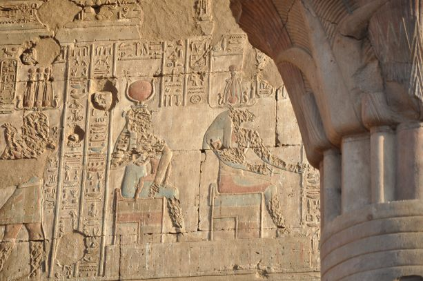 Tierra de faraones. Egipto. NUBA everywhere. Jeroglíficos