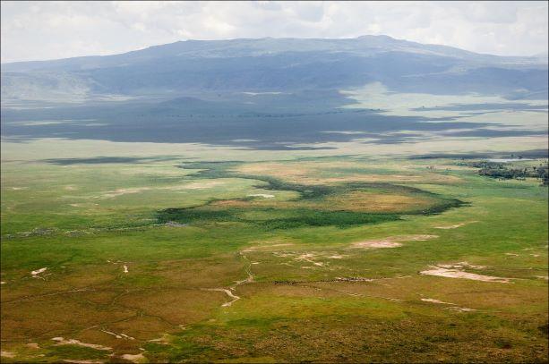 El corazón de África. Tanzania. NUBA everywhere. Cráter Mgorongoro
