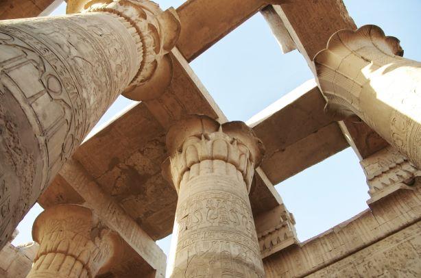 Tierra de faraones. Egipto. NUBA everywhere. Karnak