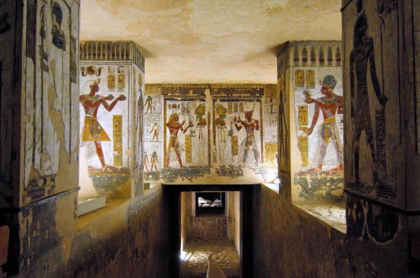 Tierra de faraones. Egipto. NUBA everywhere. Luxor