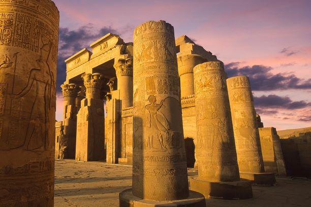 Tierra de faraones. Egipto. NUBA everywhere. Kom Ombo