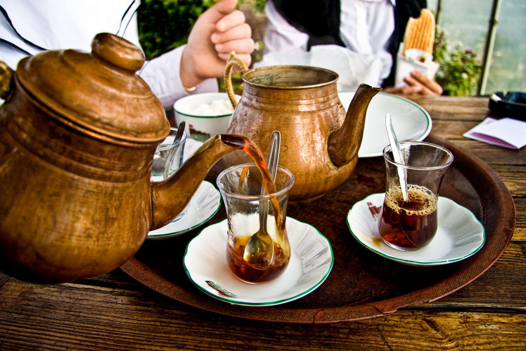 Entre Oriente y Occidente. Turquía. NUBA everywhere. Café turco