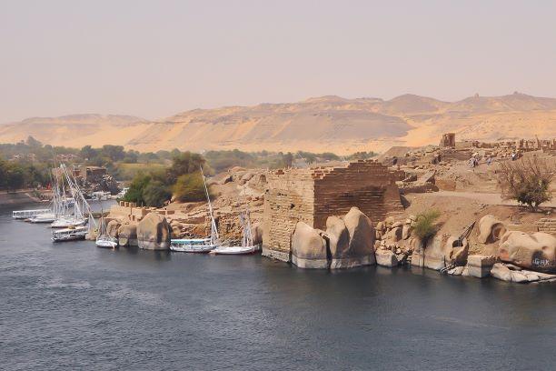 Tierra de faraones. Egipto. NUBA everywhere. Isla Elefantina