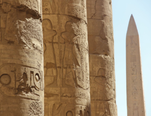 Egipto. Tierra de faraones