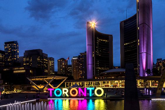 Canadá Challenge. El viaje de los retos. NUBA everywhere. Toronto