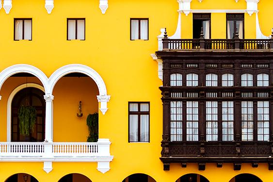 Perú. En busca de la llama perdida. NUBA everywhere. Balcones Lima