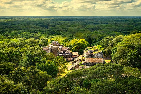 Mexico. El viaje pirata. NUBA everywhere. Tulum