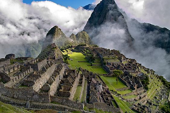 Perú. En busca de la llama perdida. NUBA everywhere. Machu Pichu