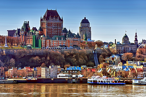 Canadá Challenge. El viaje de los retos. NUBA everywhere. Quebec