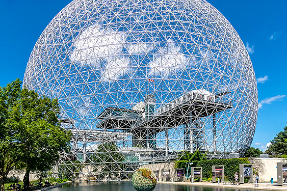 Canadá Challenge. El viaje de los retos. NUBA everywhere. Montreal