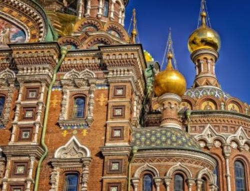 Rusia. El renacer del imperio