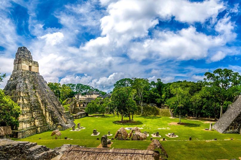 Viaje Guatemala-tikal