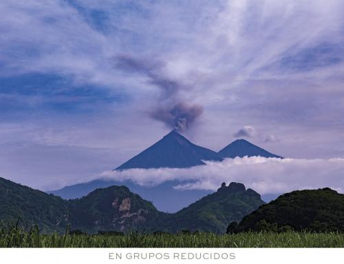 GUATEMALA. Selvas y volcanes
