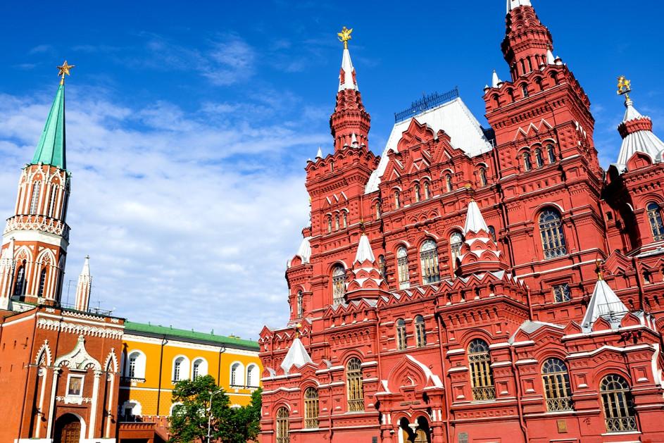 Viaje Rusia-Vista-plaza-roja-museo-de-historia