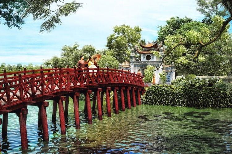 Viaje Vietnam-puente-vietnam