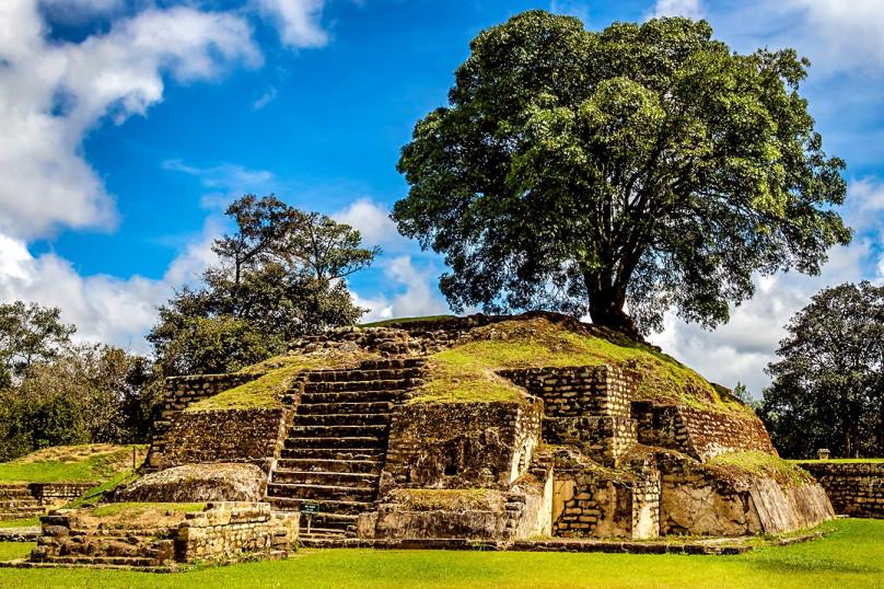Viaje Guatemala-iximche