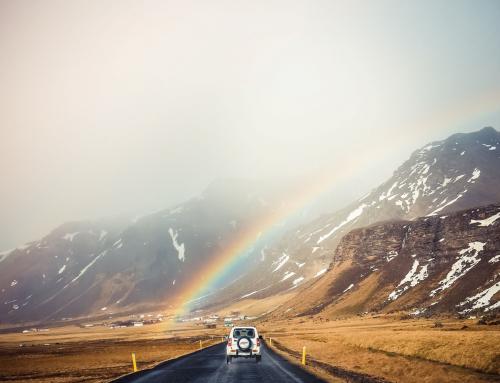 Islandia. La belleza en erupción