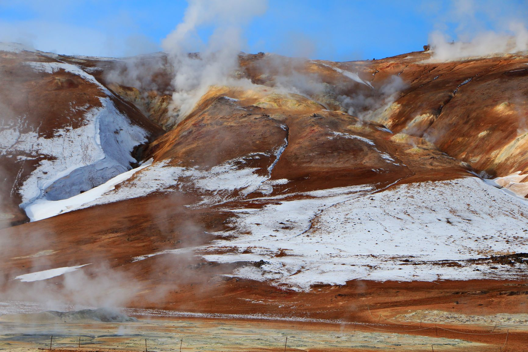 Viaje Islandia-myvatn