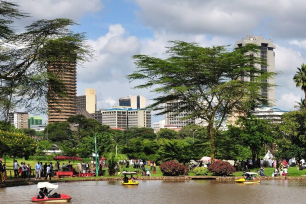 Viaje Kenia y Zanzibar-nairobi