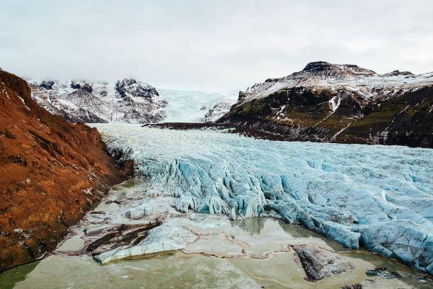 Viaje Islandia-skaftafell