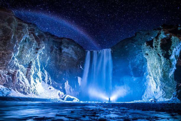 Viaje Islandia-skogafoss