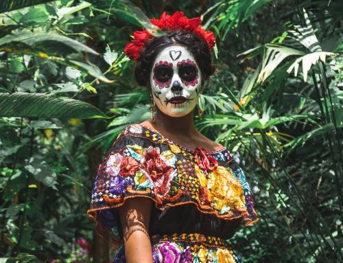 México. Día de los muertos