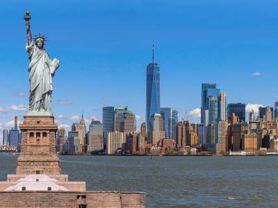 viaje nueva york NY-estatua libertad POST