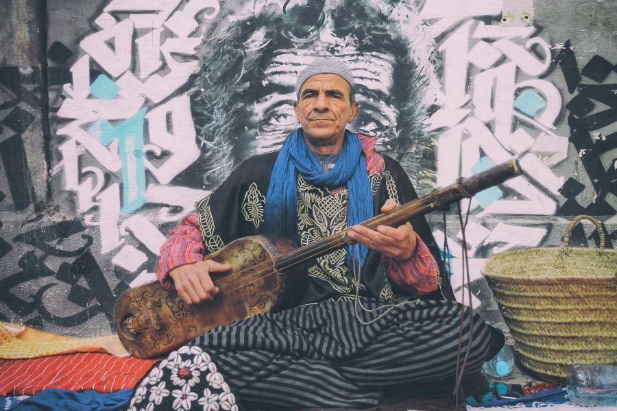 Viaje Marruecos Reyes Magos-musica-tradicional-bereber