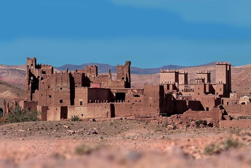 Viaje Marruecos Reyes Magos-kasbah-desierto-marruecos