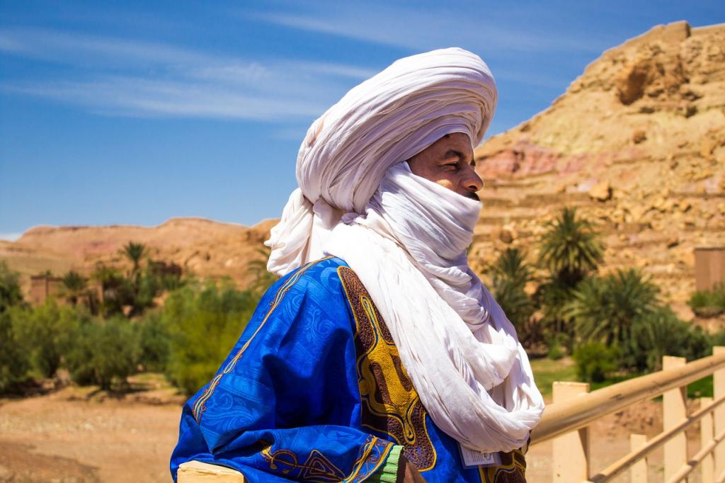 Viaje Marruecos Reyes Magos-beduino-turbante