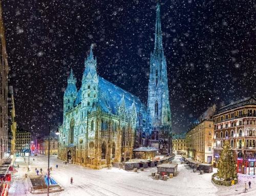 VIENA. Escapada de fin de año