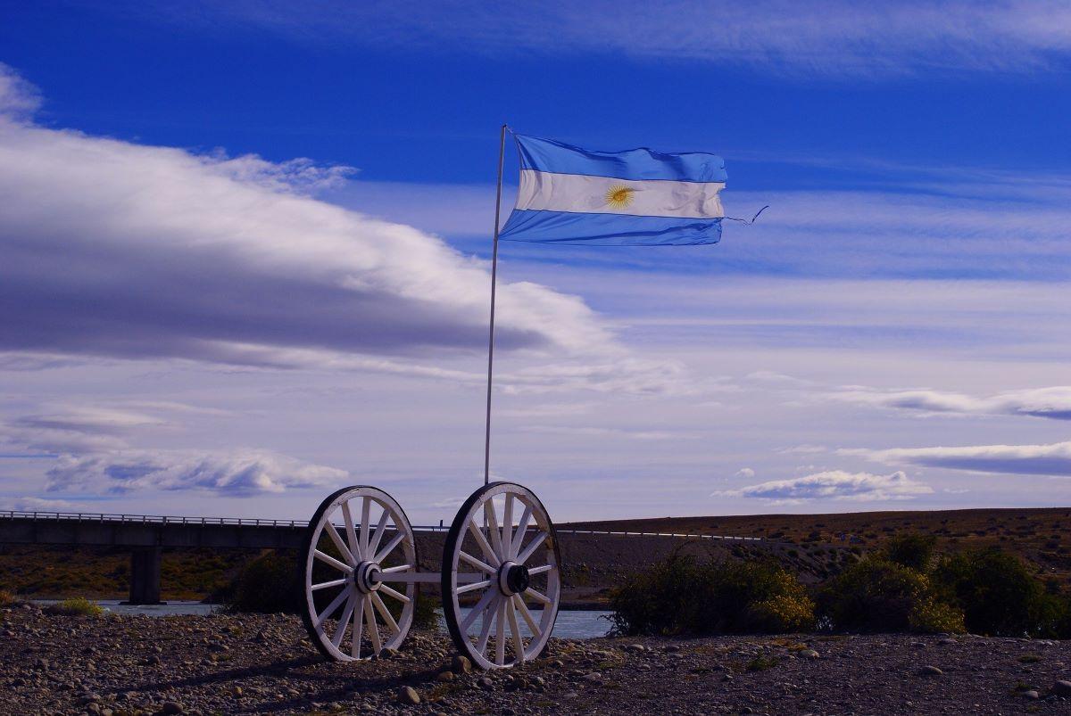 Viajar a Argentina-bandera