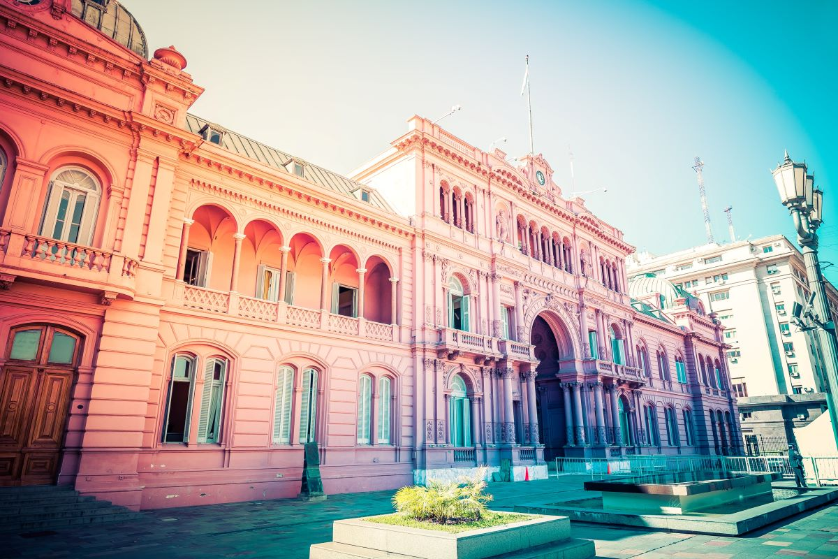 Viajar a Argentina-casa-rosada