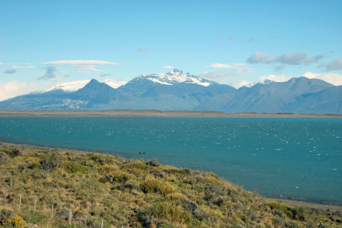 Viajar a Argentina-lago-argentino