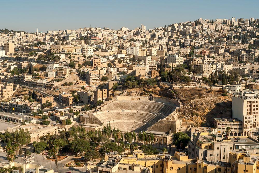 Viajar a Jordania-amman