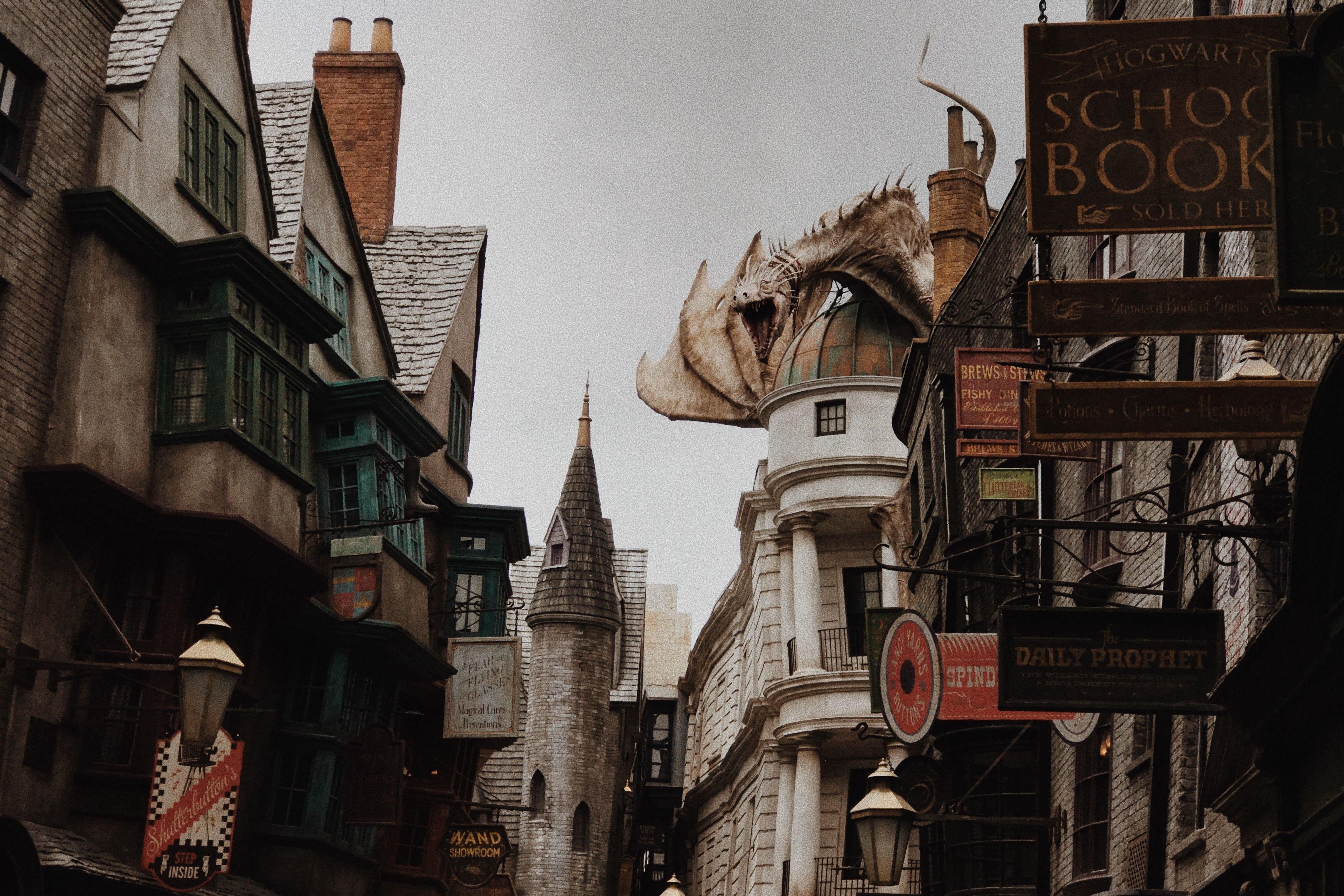 Viajar a Orlando-harry-potter