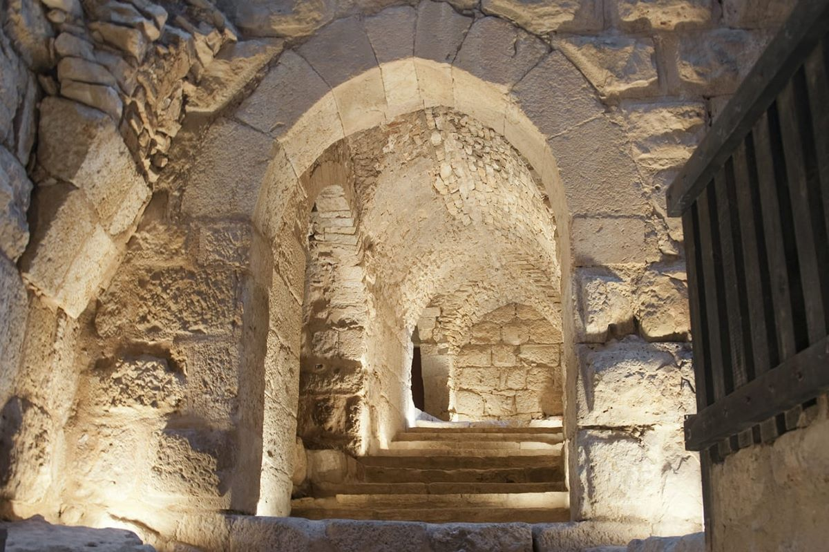 Viajar a Jordania-jerash