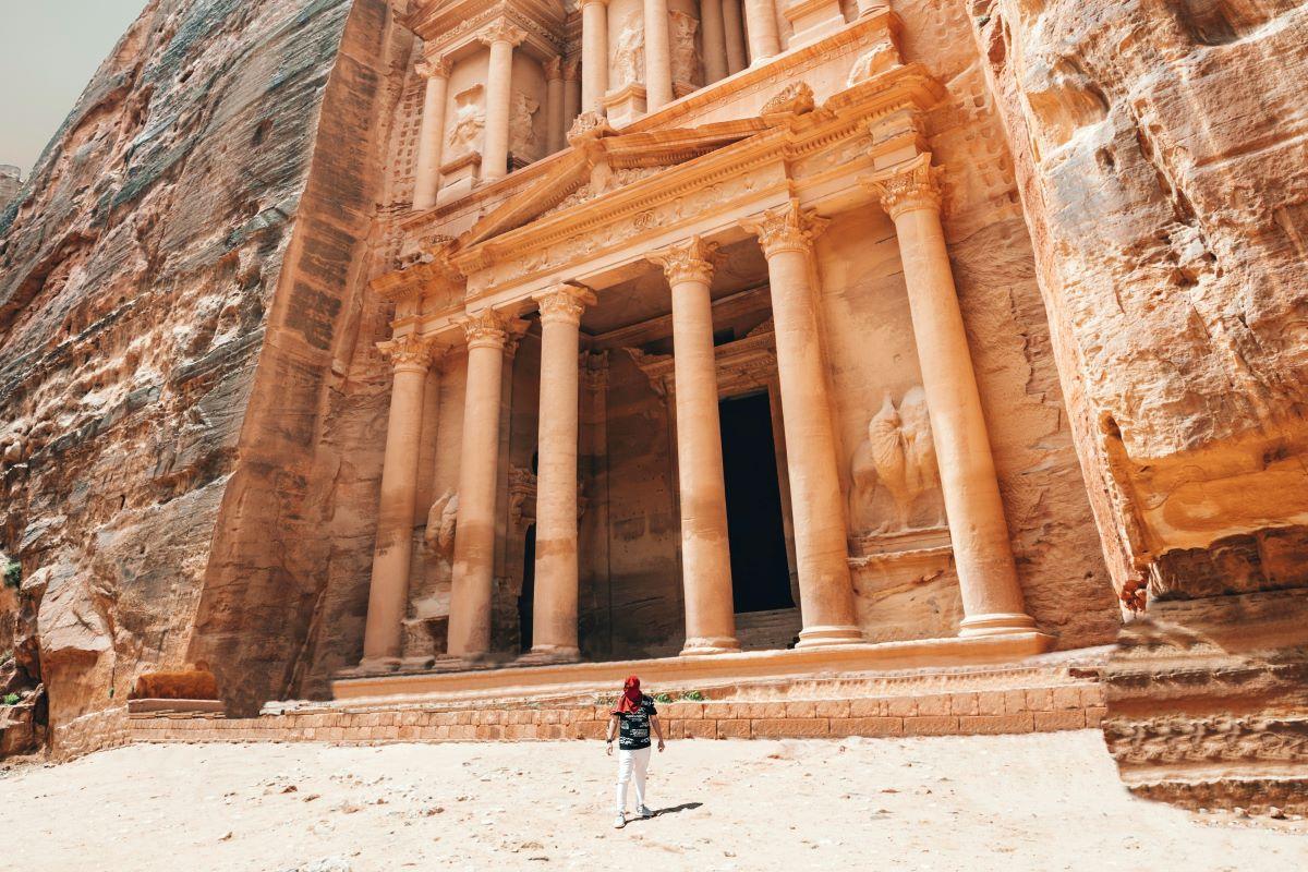 Viajar a Jordania-petra