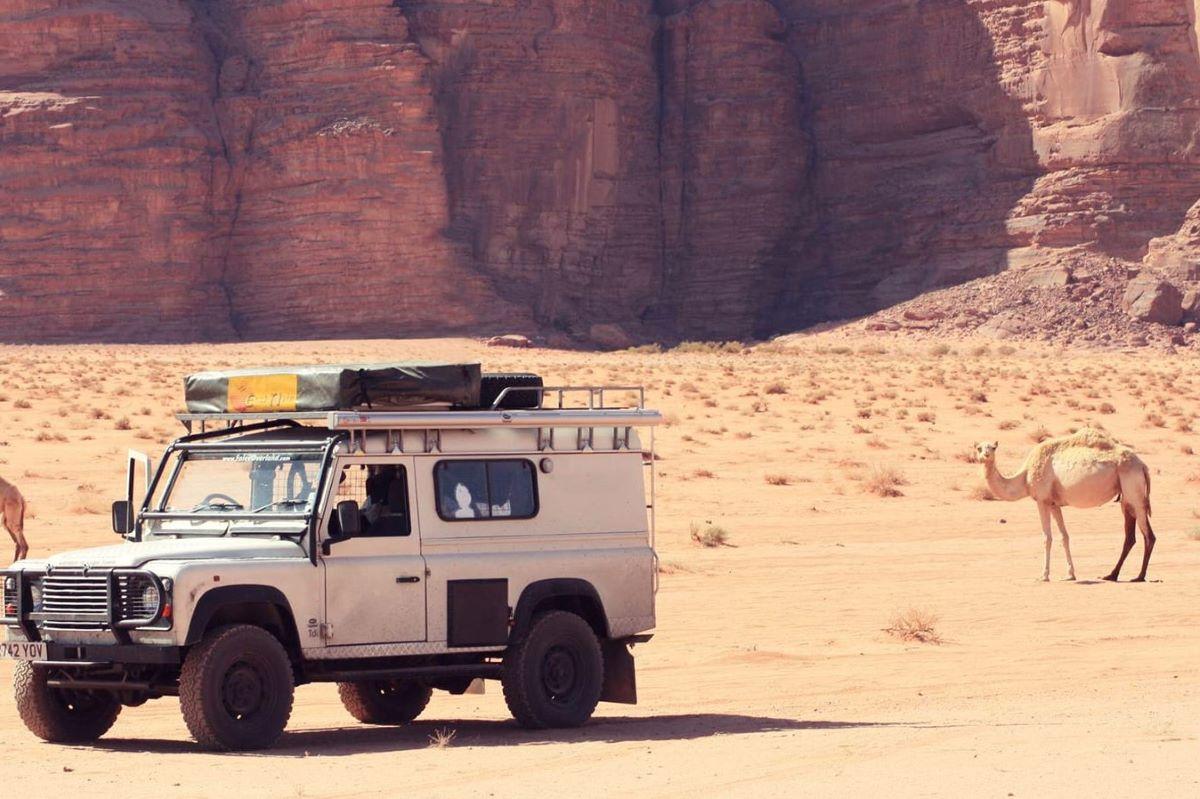 Viajar a Jordania-wadi-rum-4x4