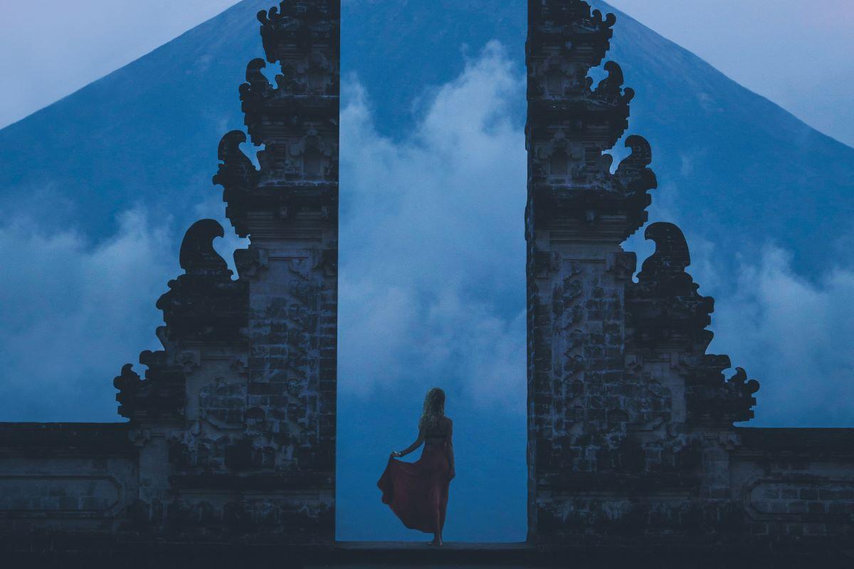 Viajar a Bali-monumento