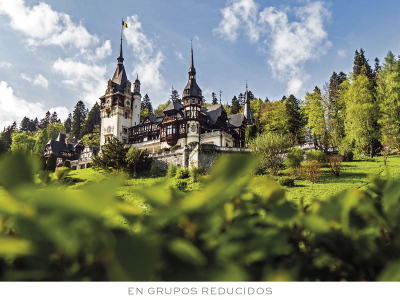 Viajar en grupos muy reducidos-Rumania-post