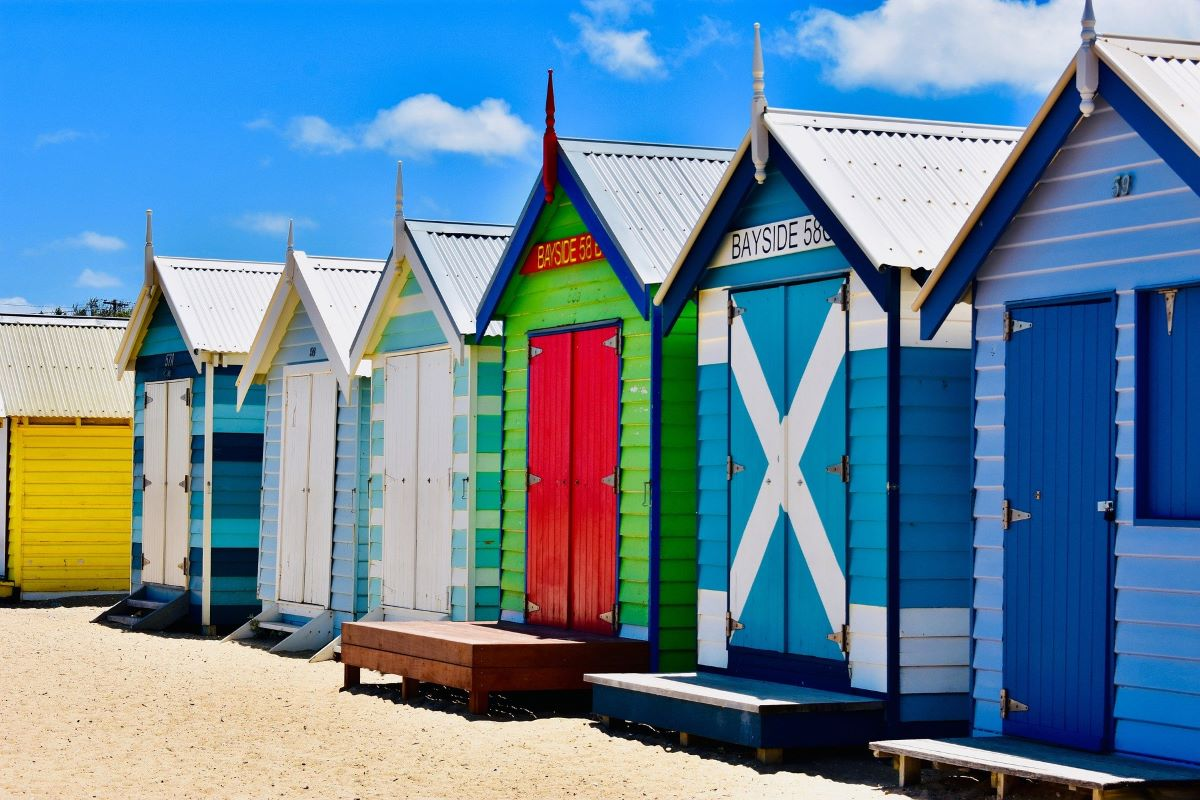 Viajar a Australia esencial-melbourne-playa