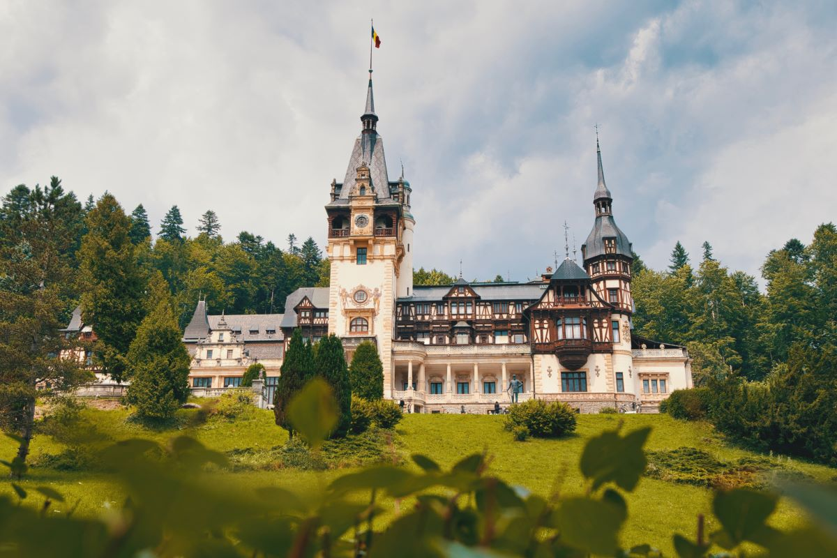 Viajar a Rumania-castillo_peles