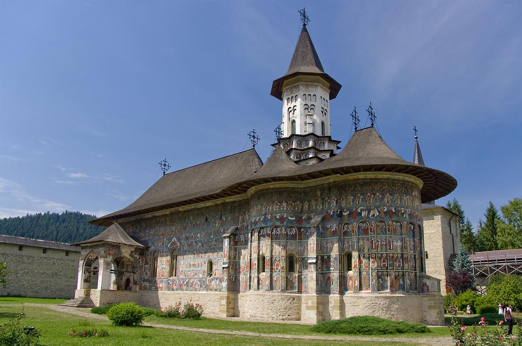 Viajar a Rumania-monasterio_voronet