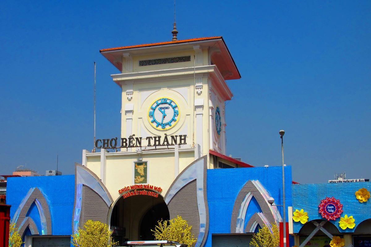 Viajar Vietnam y Camboya-mercado-ben-thanh