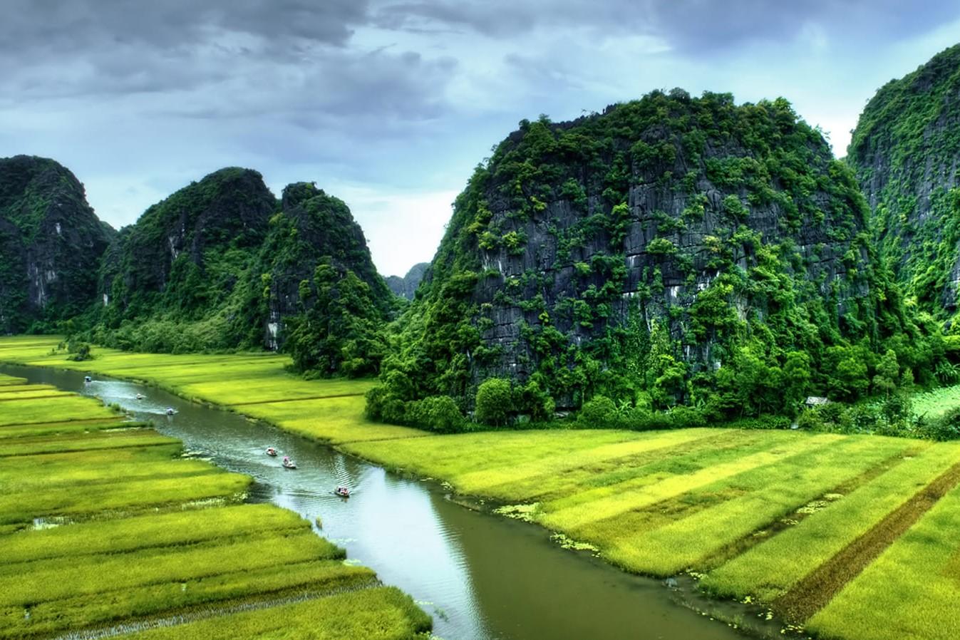 Viajar Vietnam y Camboya-rio-perfume